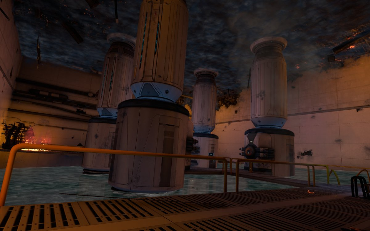 Subnautica Aurora Drive Room Craftable Worlds The scanner room is a seabase module. subnautica aurora drive room